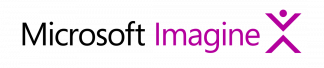 Microsoft Imagine Color Wordmark RGB
