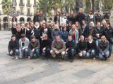 2011 Spanischkurs der GO09 in Barcelona