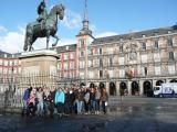 2012 Spanischkurs der GO10 in Madrid