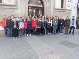 2015 Studienfahrt der GO13 nach Barcelona