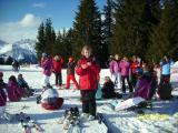 2009 Skiexkursion der GO06